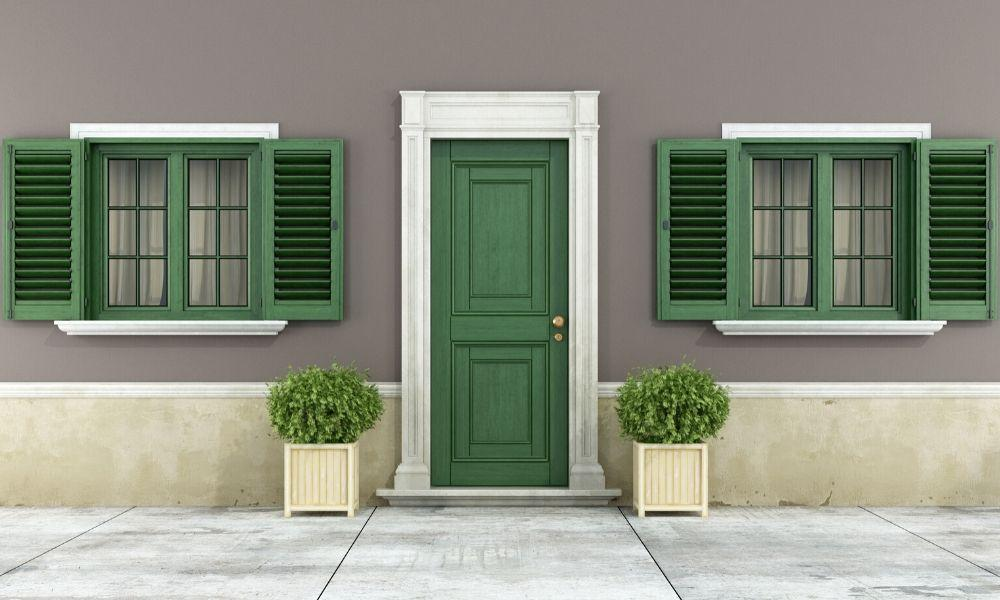 Tips for Choosing the Perfect Exterior Shutter