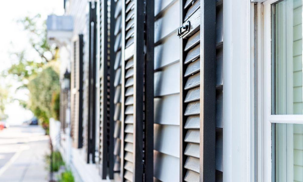 A Guide to Different Types of Exterior Shutters
