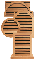 Western Red Cedar Ventilators