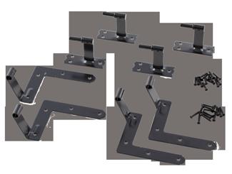 Stamped Steel Hinge Kits