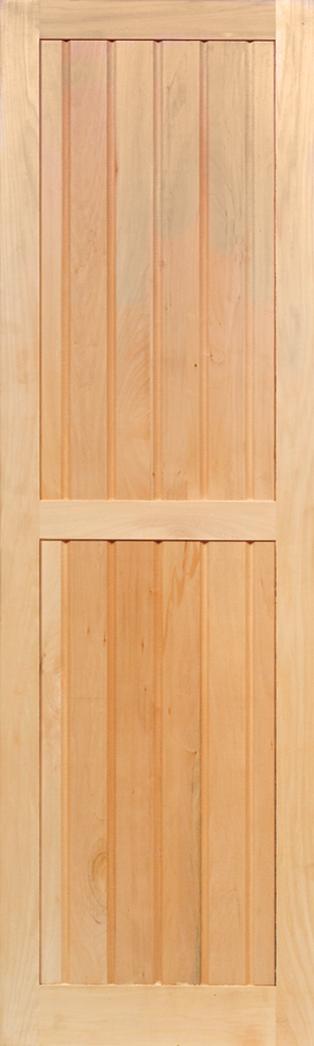 Interior DesignLine Flat Panel with V-Groove