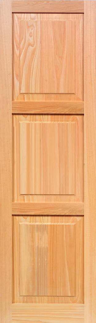 Interior DesignLine Raised Panel 3 Sections