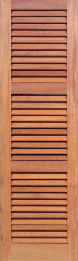 Interior DesignLine Fixed Louver 3 Sections